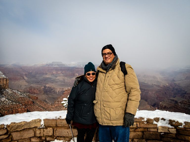 Grand Canyon Winter 2019-Mazier.org About Us