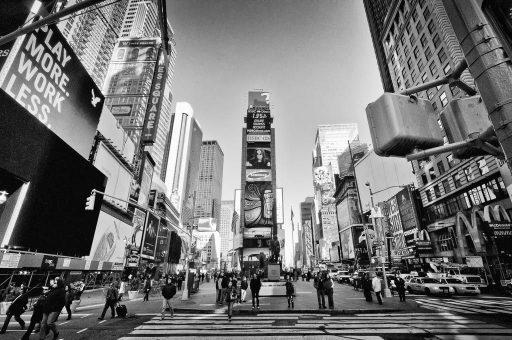 Times Square, New York, October 2009 Portfolio mazier.org